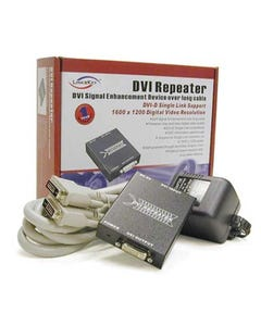 Linkskey DVI digital video signals Repeater