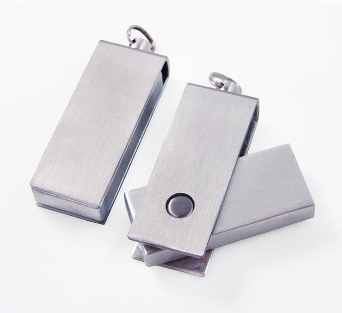 1GB USB Smooth Operator Flash Drive
