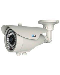 42 IR Day & Night Effio-E Weatherproof Bullet Color Camera, 500 TVL