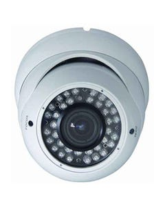 36 IR Weatherproof Dome Color Camera
