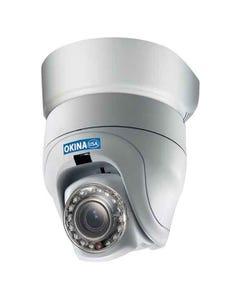 Indoor IP Mini PTZ 3x Dome 17 IR LED 480 TVL