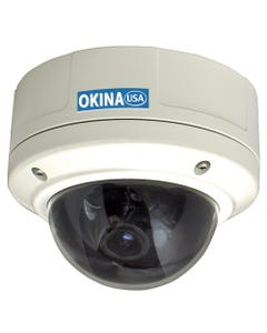 630TVL Super Low Lux DNR Vandal Dome Camera