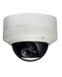 630 TVL DNR Super Low Lux OSD Vandal Proof Dome Camera