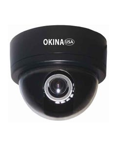 610TVL AI Dome Camera Dual Power