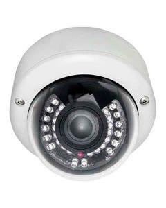 30 IR 3-AXIS Varifocal Effio-E Vandalproof Dome Camera