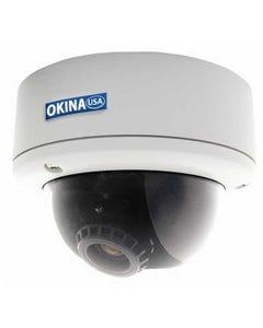 680TVL Hyper Wide Dynamic Vandal Dome Camera