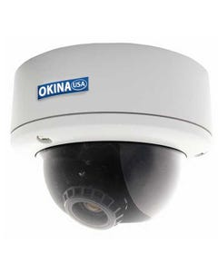 680TVL Hyper Wide Dynamic Vandal Dome Camera