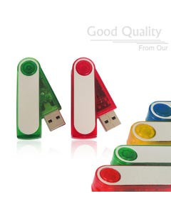 1GB Premium Transparency USB flash drive