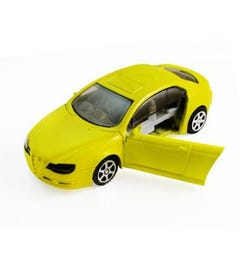 1GB USB Sports Car Flash Drive