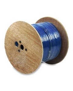 1000ft CAT6 Solid SHIELDED PLENUM Cable