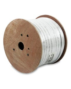 1000ft CAT6 Solid SHIELDED RISER (CMR) with Spline Cable