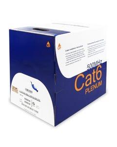 1000ft CAT6 Solid PLENUM Cable