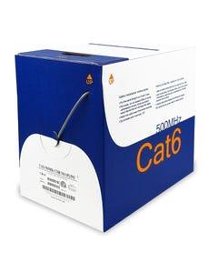 1000ft CAT6 Solid RISER Cable (CMR) NO SPLINE