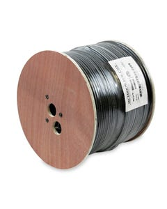 1000ft Direct Burial Outdoor Dual Shield 75Ω RG6/U Cable