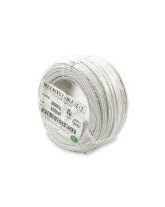 500Ft 22AWG / 2C Solid Security Wire - Gray
