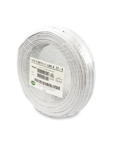 500Ft 22AWG / 4C Solid Security Wire
