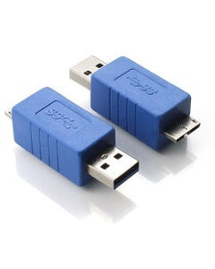 USB 3.0 A Male to Micro B Male Adapter