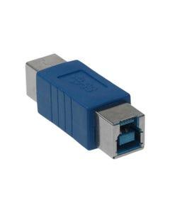 USB 3.0 B Female to Female Adapter