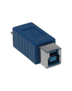 USB 3.0 Micro B Male to B Female Adapter