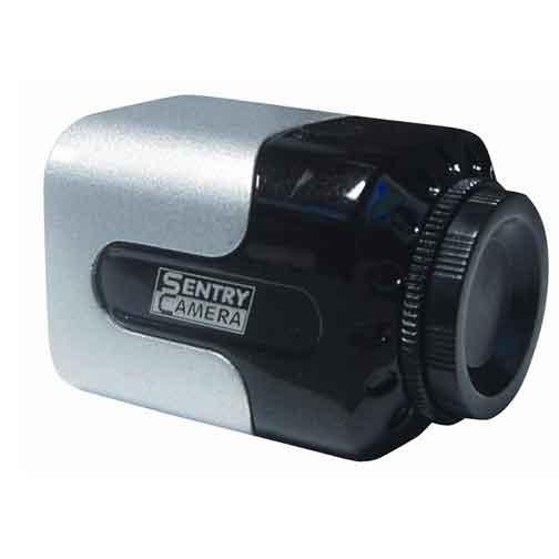 Micro hi-resolution day/night box Camera