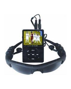 """Sunglasses Hidden Camera & 2.4"""" LCD Monitor DVR Kit"""