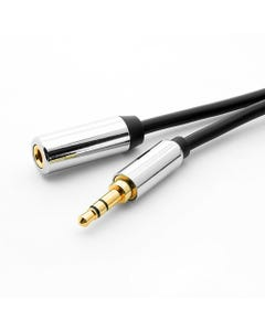 6ft 3.5mm Male to Female Premium Stereo Audio Extension Cable