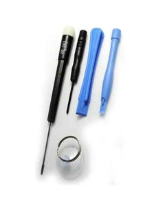 DIY Apple iPhone Touch Screen Repair Tool Kit 5 Pieces Set (HF303)