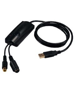 3ft USB to Video Capture Adaptor Cable