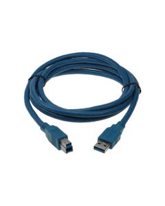 USB 3.0 A Male to B Male Cable
