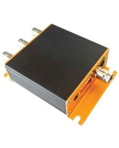 1 input 3 output BNC Video Amplifier