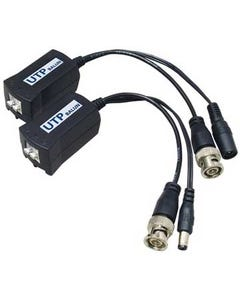 Passive Video Balun with Power Connector Kit