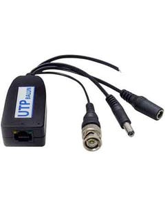 Passive Video Balun with Video, Power & Data