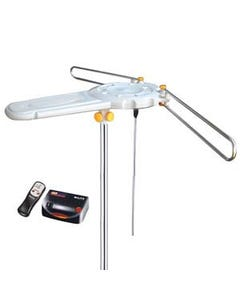 Outdoor HDTV Antenna with Motor Rotor