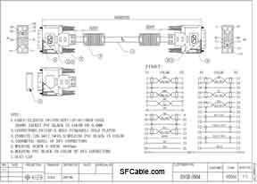 DVI-I M/M Dual Link Digital/Analog Video Cable