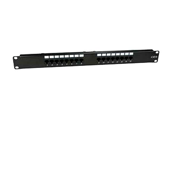 Sf Cable 16 Port CAT5E 110 Type Patch Panel Rackmount at Sears.com