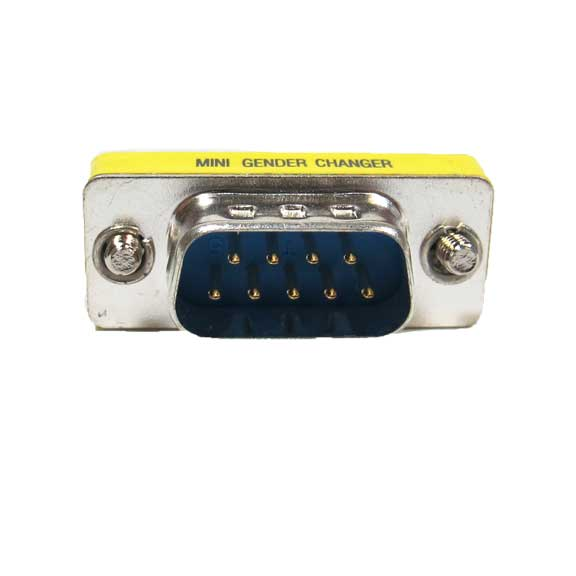 Sf Cable DB9 M/F  Mini Gender Changer (Coupler) at Sears.com