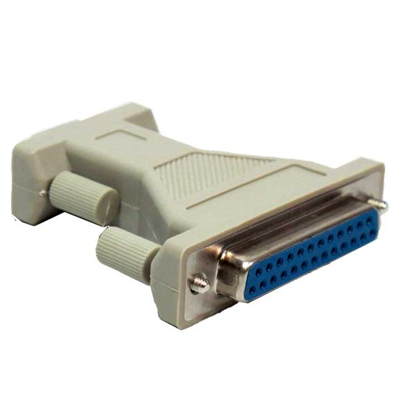 Sf Cable DB9 Male to DB25 Female Adapter Molded at Sears.com