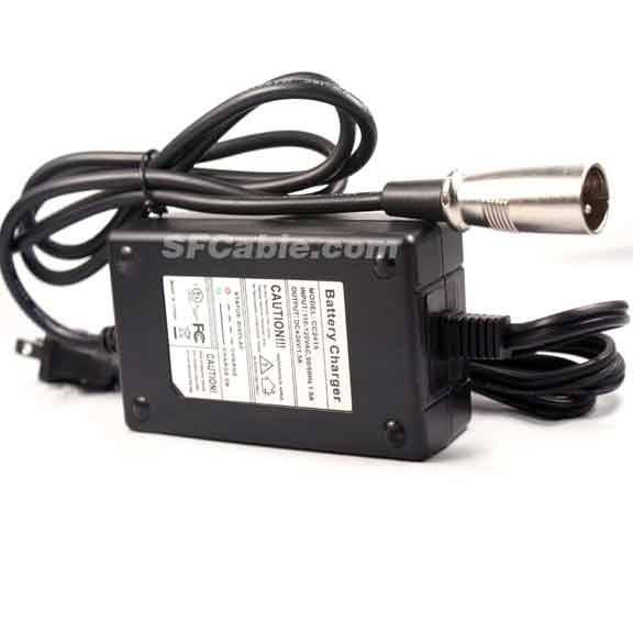 scooter battery charger 24v 1 5a with usa cord