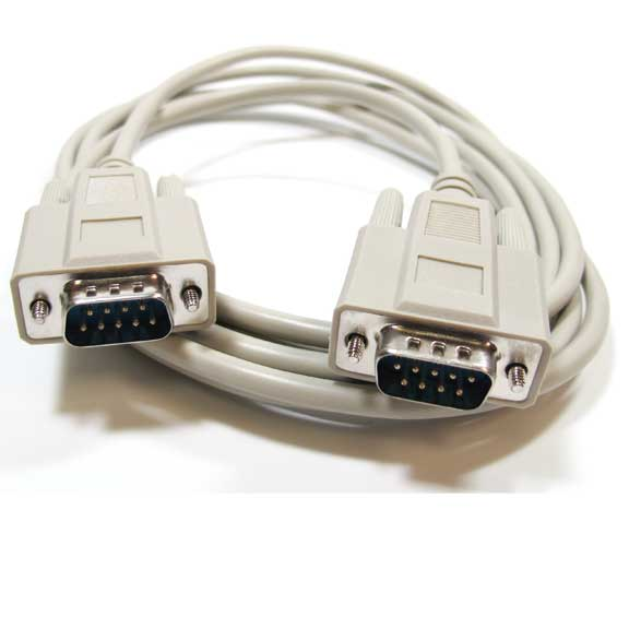 Sf Cable 15ft DB9 M/M 9C Serial Straight Thru Cable at Sears.com