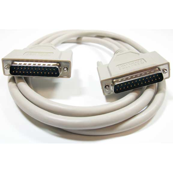 Sf Cable 25ft IEEE-1284 DB25 M/M Parallel Printer Cable at Sears.com
