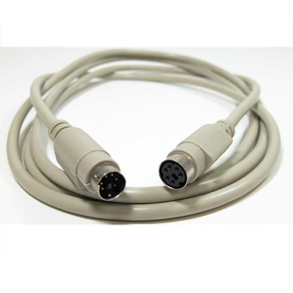 Sf Cable 6ft PS/2 M/F Keyboard/Mouse Extension Cable at Sears.com