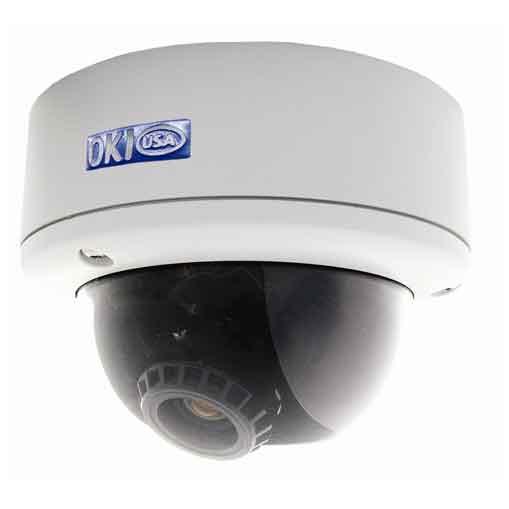 OKINA 610TVL AI Vandal Dome Camera Dual Power at Sears.com