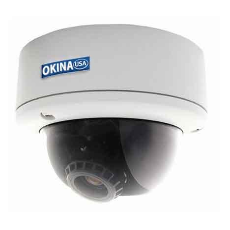 OKINA 680TVL AI Vandal Dome Camera Dual Power at Sears.com