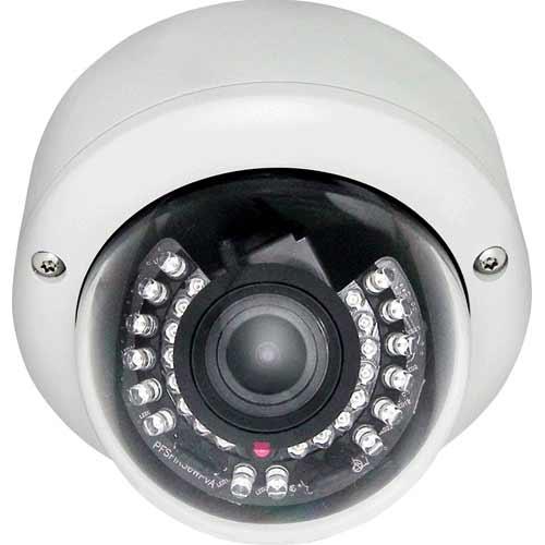 OKINA 30 IR 3-AXIS Varifocal Effio-E Vandalproof Dome Camera Dual Power at Sears.com