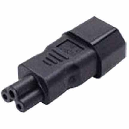 Sf Cable IEC C14 3 prong plug to C5 3 prong receptacle at Sears.com