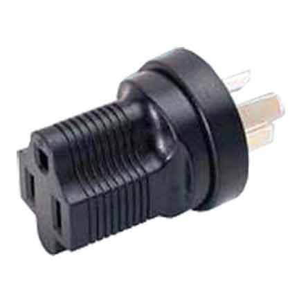 Sf Cable AS3112 Australia 3 prong plug to NEMA 5-15R 3 prong USA receptacle at Sears.com