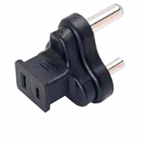 Sf Cable BS546/SABS164 South Africa/India 3 prong plug to NEMA 1-15R 2 p. USA receptacle at Sears.com