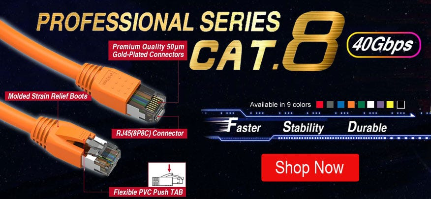 CAT8 CABLE
