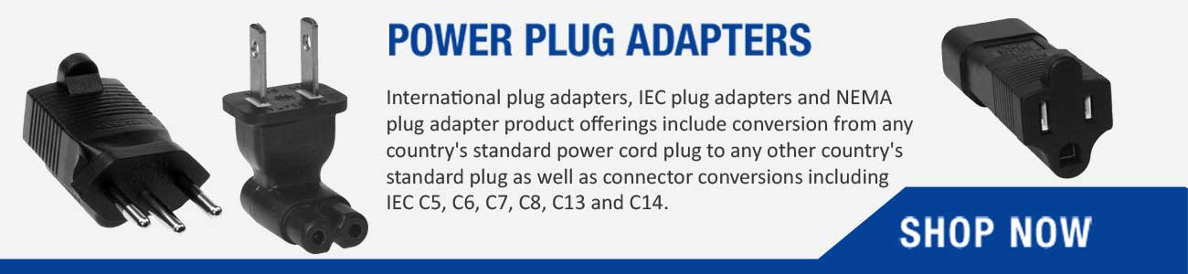 Power Plugs Adapter
