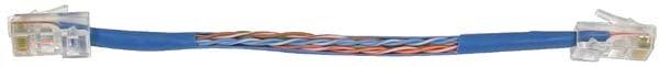 CAT5E 350 MHz Assembled Patch Cable